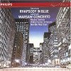 George Gershwin, Rapsody in blue/Addinsell: Warschauer Konzert.. (Philips, 1983, by Philharmonia Orch./Marriner, Misha Dichter)