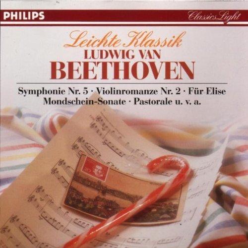 Bild 1: Beethoven, Leichte Klassik (Philips, 1969-87) Royal Concertgebouw Orch./Haitink, Pinchas Zukerman, Alfred Brendel..