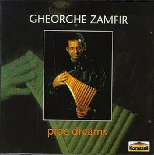 Bild 1: Gheorghe Zamfir, Pipe dreams (14 tracks, 1977-88)