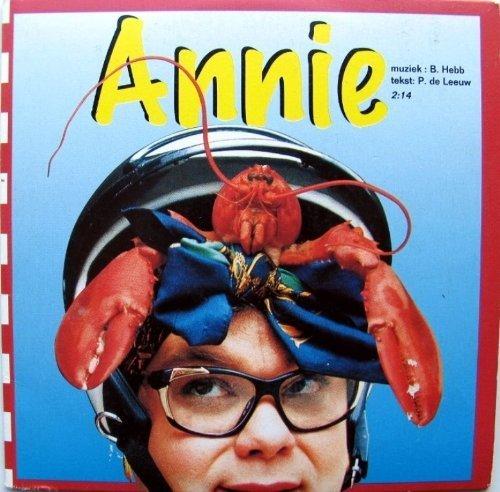Bild 1: Paul De Leeuw, Annie (1995; 2 tracks, cardsleeve)