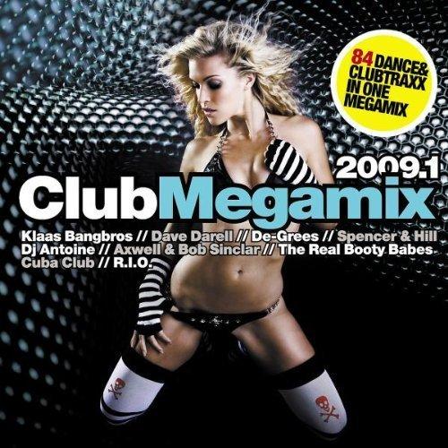 Bild 1: Club Megamix 2009.1 (MORE), Real Booty Babes, Manuel Varela, De-Grees, Picco, Rikah, Discotronic..