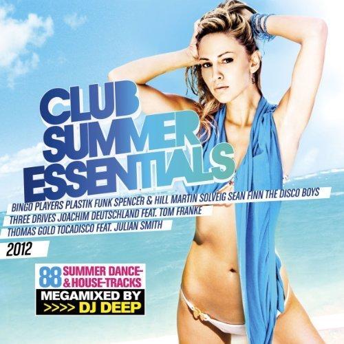 Bild 1: DJ Deep, Club summer essentials 2012 (mix)