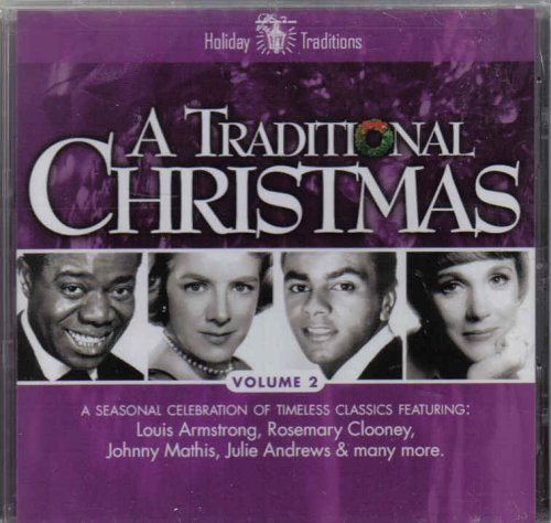 Bild 1: A traditional Christmas 2 (2001), Louis Armstrong & The Commanders, Rosemary Clooney, Johnny Mathis, Doris Day..