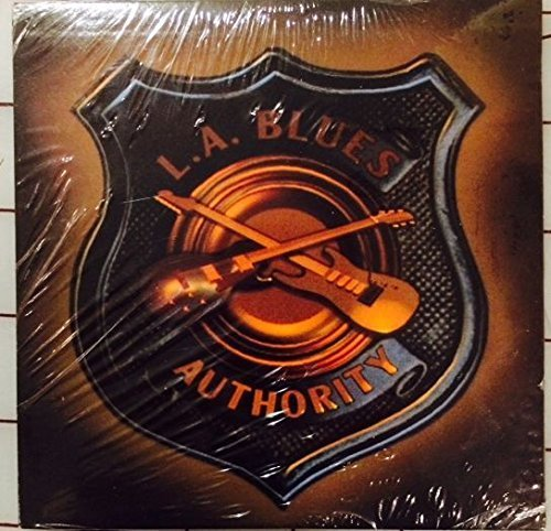 Bild 2: L.A. Blues Authority, Messin' with the kid (1992; 3 tracks, cardsleeve)