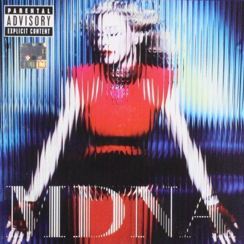 Bild 1: Madonna, Mdna (2012)