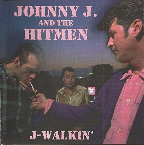Bild 1: Johnny J, J-walkin' (1994, & The Hitman)