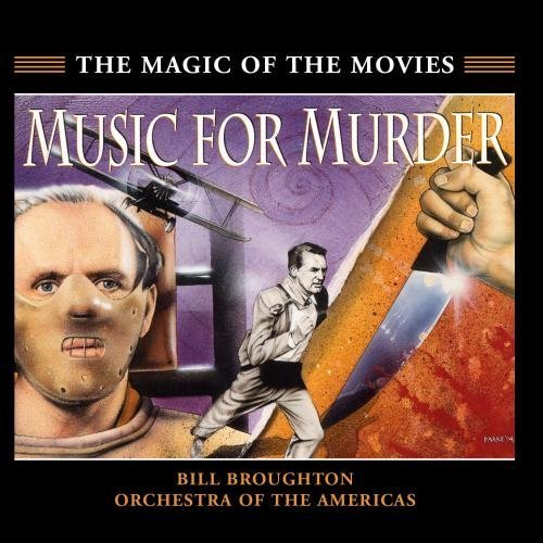 Фото 1: Music for Murder, Orch. of the Americas/Broughton