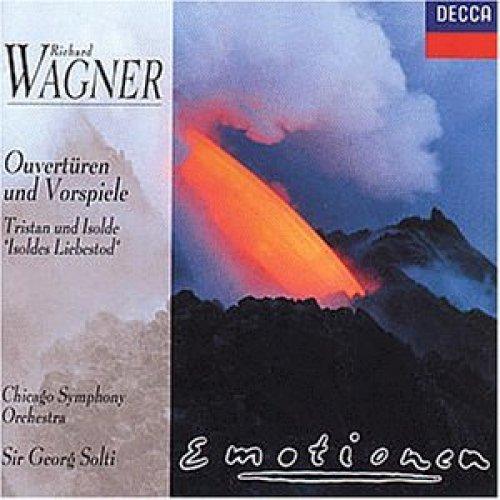 Фото 1: Wagner, Richard, Ouvertüren und Vorspiele (Decca, 1972-78) Chicago SO/Solti