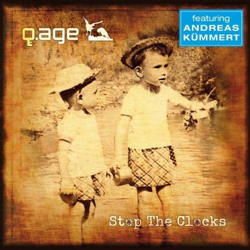 Bild 1: Q.age, Stop the clocks (2013)