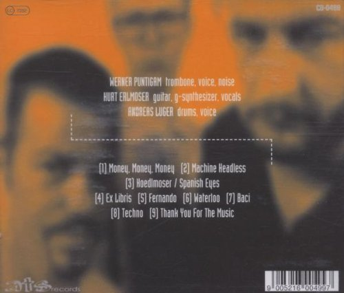Bild 2: Soundso, Sightlistening tour (1998)