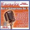 Karaoke CD+G-Best of Schlagermania 4 (2004), Wo geh' ich hin, Fliegst du mit mir zu den Sternen, Du hast mein Herz gebrochen, Im Zweifel für den Ageklagten..