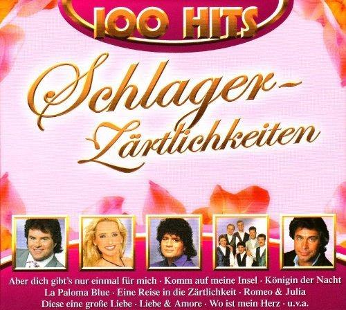 Bild 1: 100 Hits-Schlager Zärtlichkeiten, Christian Anders, Ulli Martin, Peggy March, Bata Illic, Bernhard Brink..