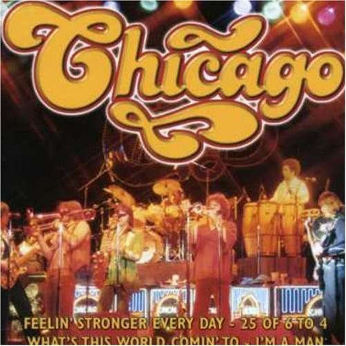 Bild 1: Chicago, Forever gold (2001)