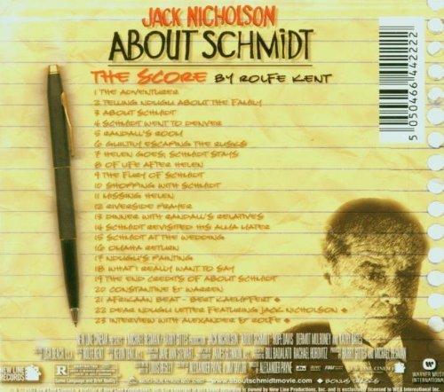 Bild 2: About Schmidt (2003, Score), Rolfe Kent