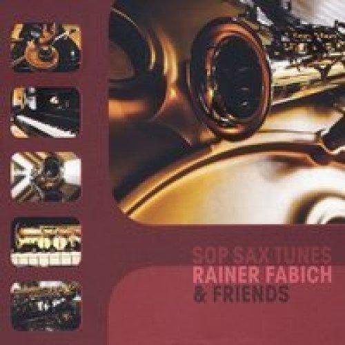 Bild 1: Rainer Fabich, Sop sax tunes (2013, & friends)