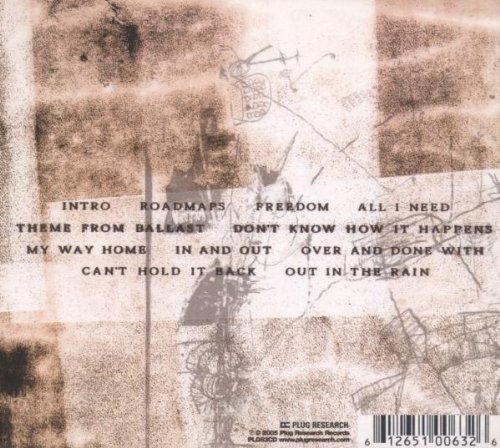 Bild 2: Damon Aaron, Ballast (2005)