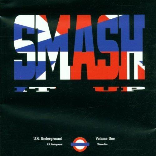 Bild 1: Smash it up 1-U.K. Underground (2001), Elements, Lilo, Big Circus, Exhibit A, Green Street Green..