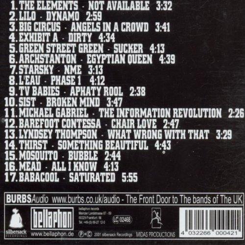 Bild 2: Smash it up 1-U.K. Underground (2001), Elements, Lilo, Big Circus, Exhibit A, Green Street Green..
