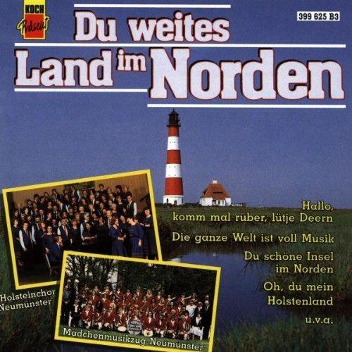 Bild 1: Du weites Land im Norden (1992), H. H. Jünemann & Brummkrüsel, Holsteinchor, Helga Siem, Hubert Mars..