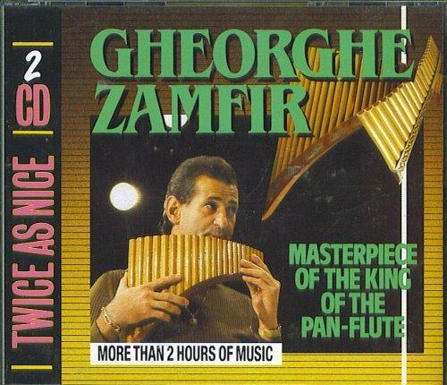Bild 1: Gheorghe Zamfir, Masterpirece of the king of the pan-flute (1988)