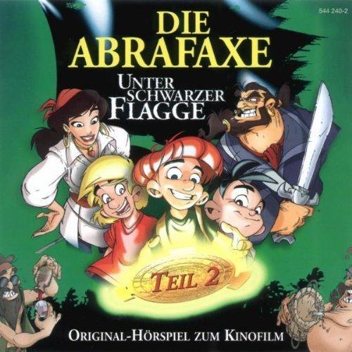 Bild 1: Abrafaxe, Unter schwarzer Flagge-Teil 2 (2001)