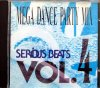 Serious Beats Megamix 4 (1992), Fuse, 2 Fabiola, Phenomenia, Speedy J..