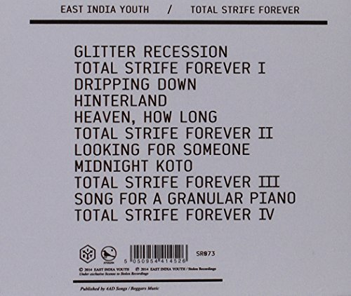 Bild 2: East India Youth, Total strife forever (2014)