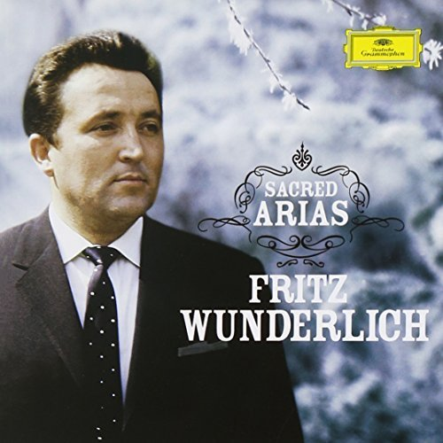 Bild 1: Fritz Wunderlich, Sacred arias (2007, DG)