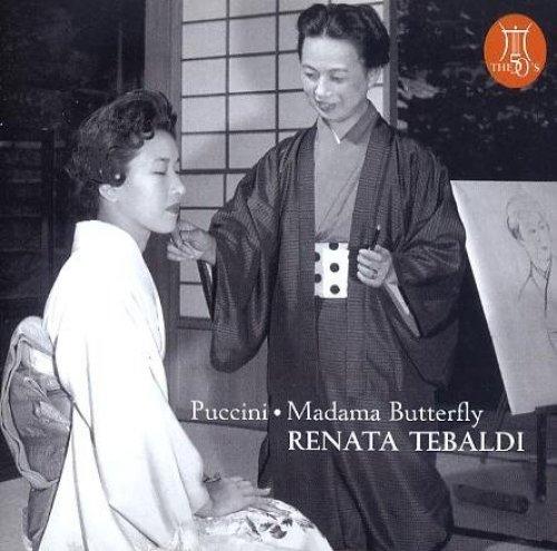 Bild 1: Puccini, Madama Butterfly (The 50's) Orch. e Coro dell' Accademia Nazionale di Santa Cecilia, Roma/Erede, Renata Tebaldi, Giuseppe Campora..