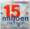 Fluitsma, 15 miljoen mensen (1996; 2 versions, cardsleeve, & van Tiijn)