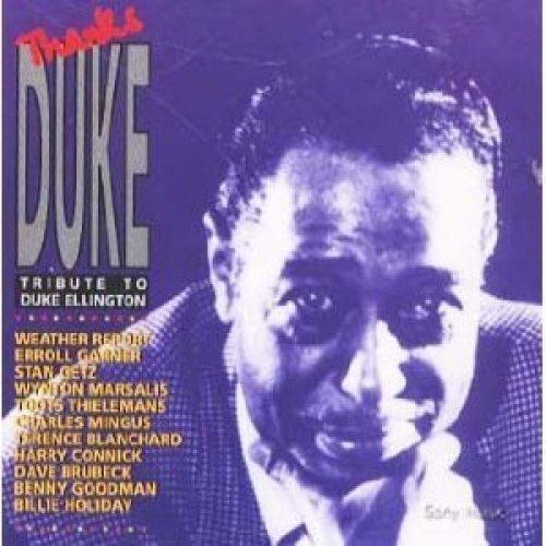 Фото 1: Duke Ellington, Thanks, Duke-A tribute (1994, v.a.: Weather Report, Erroll Garner..)