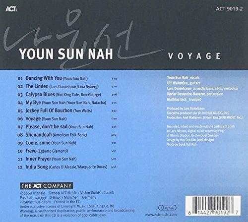 Bild 2: Youn Sun Nah, Voyage (2009)