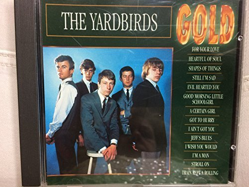 Bild 1: Yardbirds, Gold (compilation, 1993)