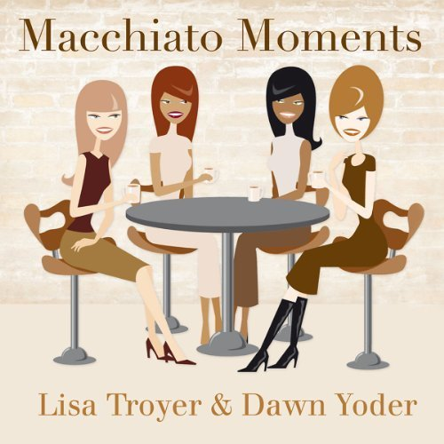 Image 1: Lisa Troyer, Macchiato moments (2013, foc-cardsleeve, & Dawn Yoder)