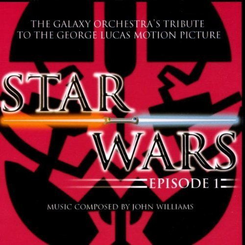 Bild 1: John Williams, Starwars-Episode I-Tribute by The Galaxy Orchestra (1999)