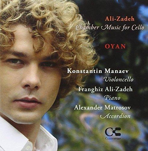 Bild 1: Ali-Zadeh, Franghiz, Chamber music for cello: Oyan!/Counteractions.. (ClassicClips, 2009) Konstantin Manaev, Franghiz Ali-Zadeh, Alexander Matrosov