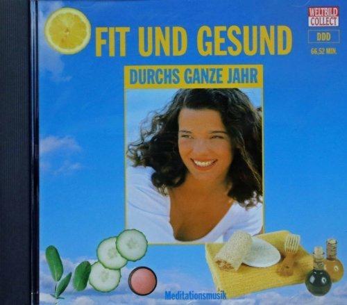 Bild 1: Fit und gesund durchs ganze Jahr (1997), Meditationsmusik: Lars Jacobsen, Gabriel Kent, Eliott Welt