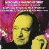 Beethoven, Symphony No. 6, op. 68 'Pastoral'/Leonore overture No. 2, op. 72/Coriolan overture, op. 62.. (Teldec, 1991/96) Chamber Orch. of Europe/Harnoncourt