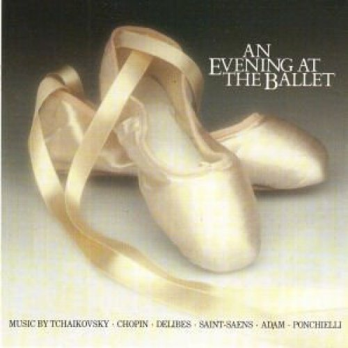 Bild 1: An Evening at the Ballet (1988, K-West), Phildelphia Orch./Ormandy, Orch. of the Royal Opera House Covent Garden/Solti, Stokowski & Orchestra..