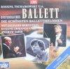 Unsterbliches Ballett-Ihre Wunschmelodie (1987, CBS), Weber, Delibes, Rossini, Borodin.. New Yorker Philharmoniker/Bernstein, Philadelphia Orch./Ormandy, Toronto SO/Davis..