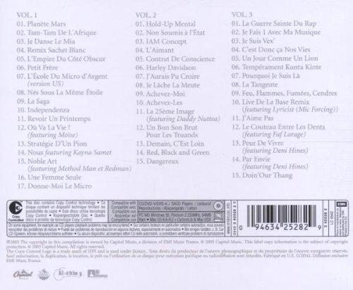 Bild 2: Iam, Platinum (2005)
