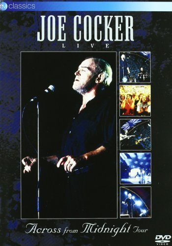 Bild 1: Joe Cocker, Across from midnight tour (1997)