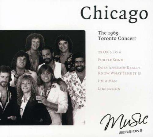 Bild 1: Chicago, 1969 Toronto concert