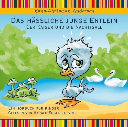 Bild 1: Hans Christian Andersen, Das hässliche junge Entlein/Der Kaiser und die Nachtigall (Leser: Harald Eggers..)