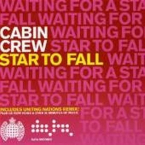 Bild 1: Cabin Crew, Star to fall (2005, CD1)