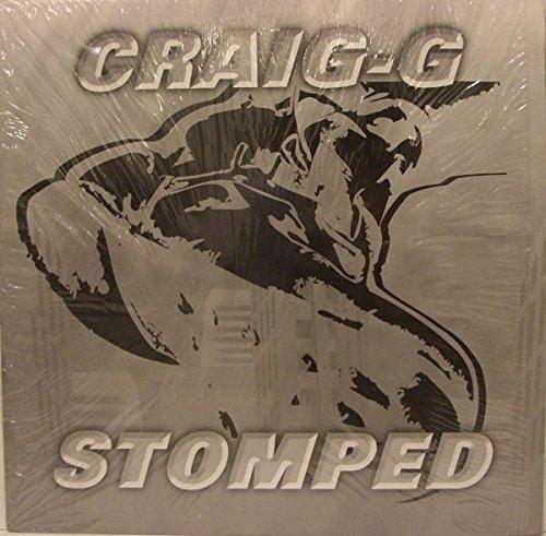 Bild 1: Craig G, Stomped (2003, 6 tracks)