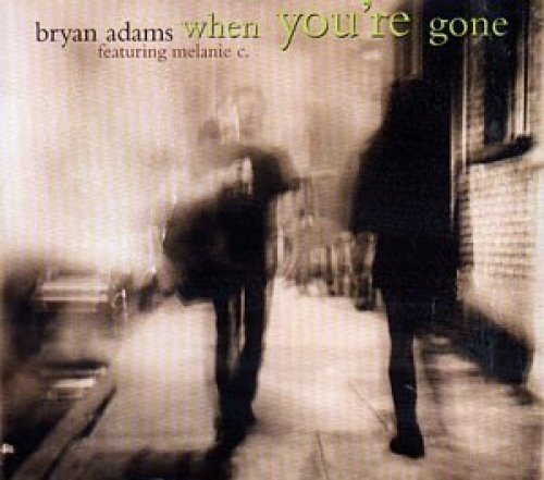 Bild 1: Bryan Adams, When you're gone (1998, #5828192, feat. Melanie C.)