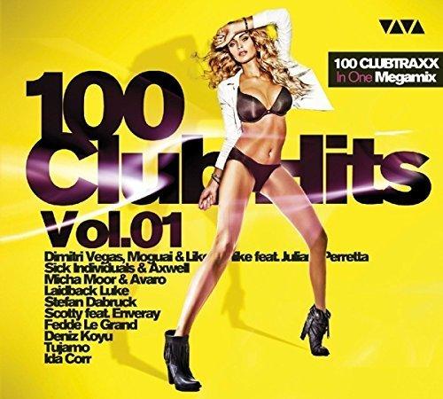 Bild 1: 100 ClubHits 1 (mixed, 2015), Fedde Le Grand, Patric La Funk, Modana, Adam van Garrel, Apache, Crew 7..