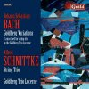 Bach, Goldberg variations, BWV 988/Schnittke: string trio (Guild, 2010) Goldberg Trio Lucerne