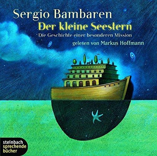 Bild 1: Sergio Bambaren, Der kleine Seestern (Leser: Markus Hoffmann)